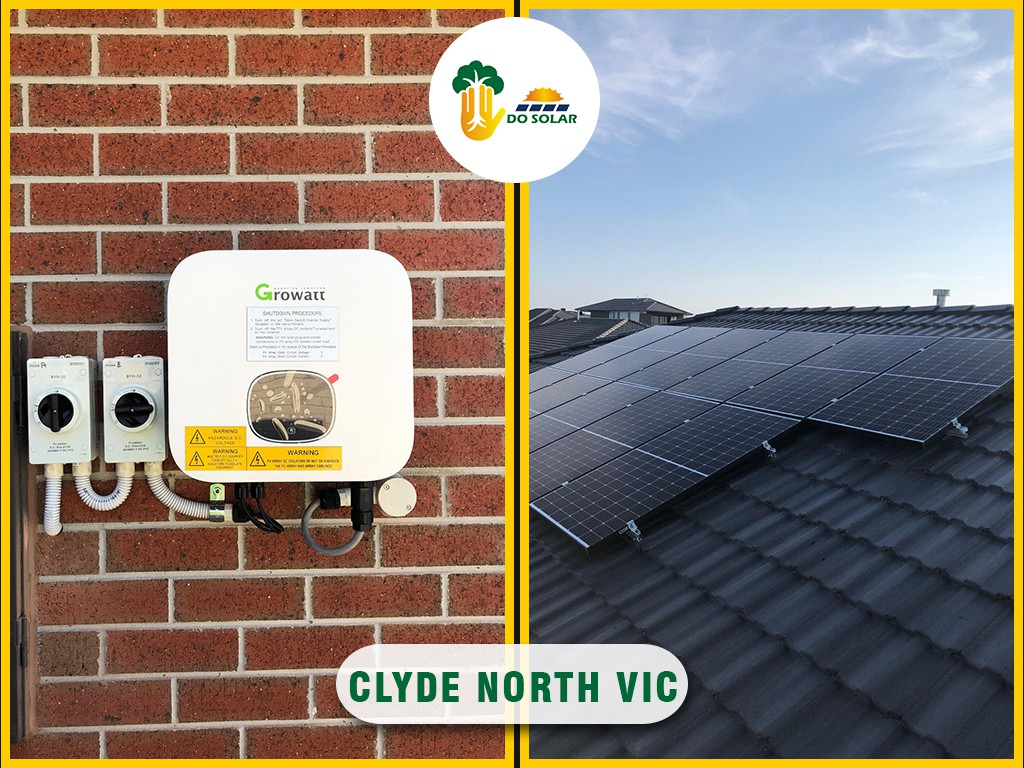 solar installation work clyde north vic