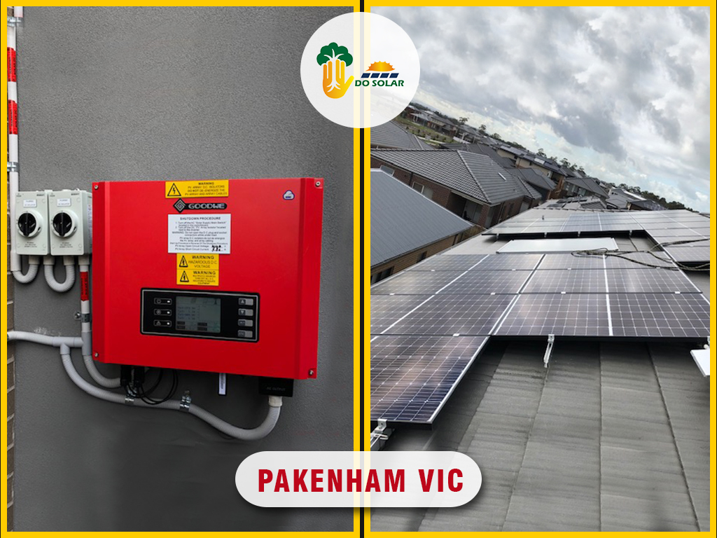 Do Solar Installation Work in Pakenham VIC