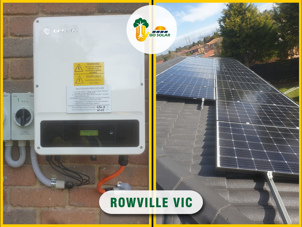 Do Solar Installation Work in Rowville VIC