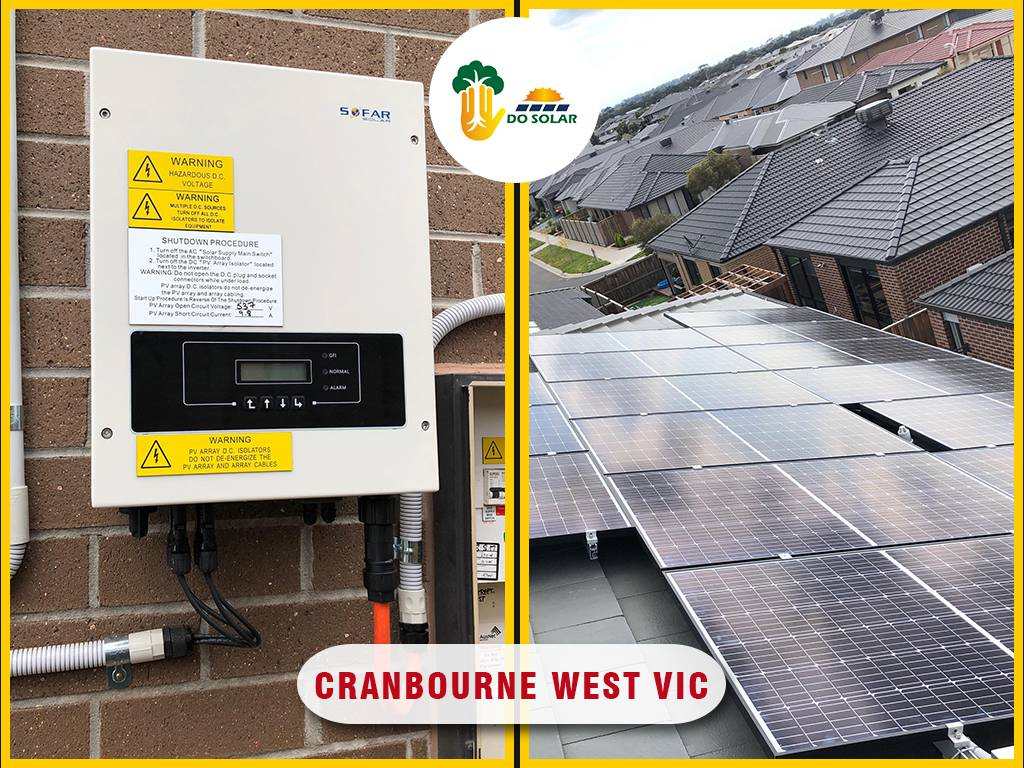 Do Solar Installation Work in Cranbourne West VIC