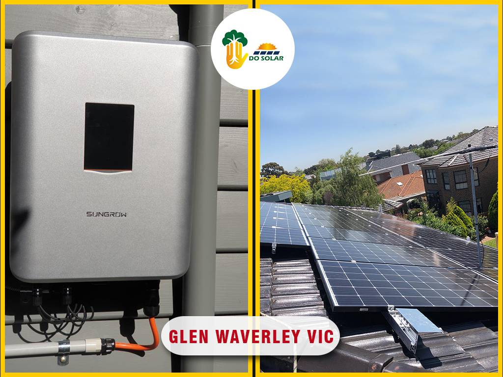 Do Solar Installation Work in Glen Waverley VIC