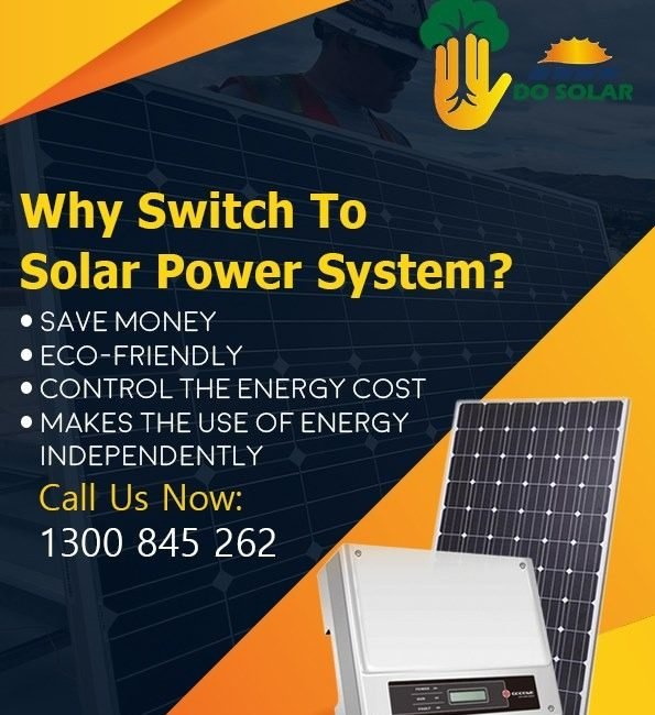 Why Switch To Solar Power System