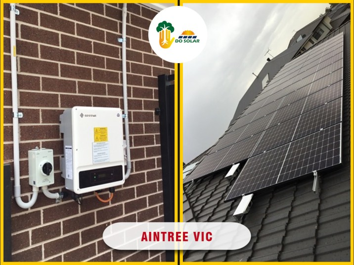 Do Solar Installation Work in Aintree VIC