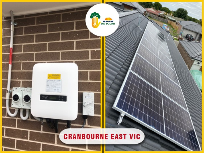 Do Solar Installation Work in Cranbourne East VIC