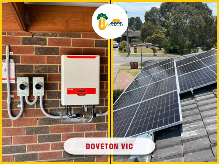 Do Solar Installation Work in Doveton VIC
