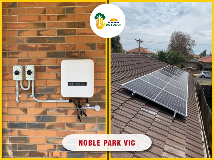 Do Solar Installation Work in Noble Park VIC
