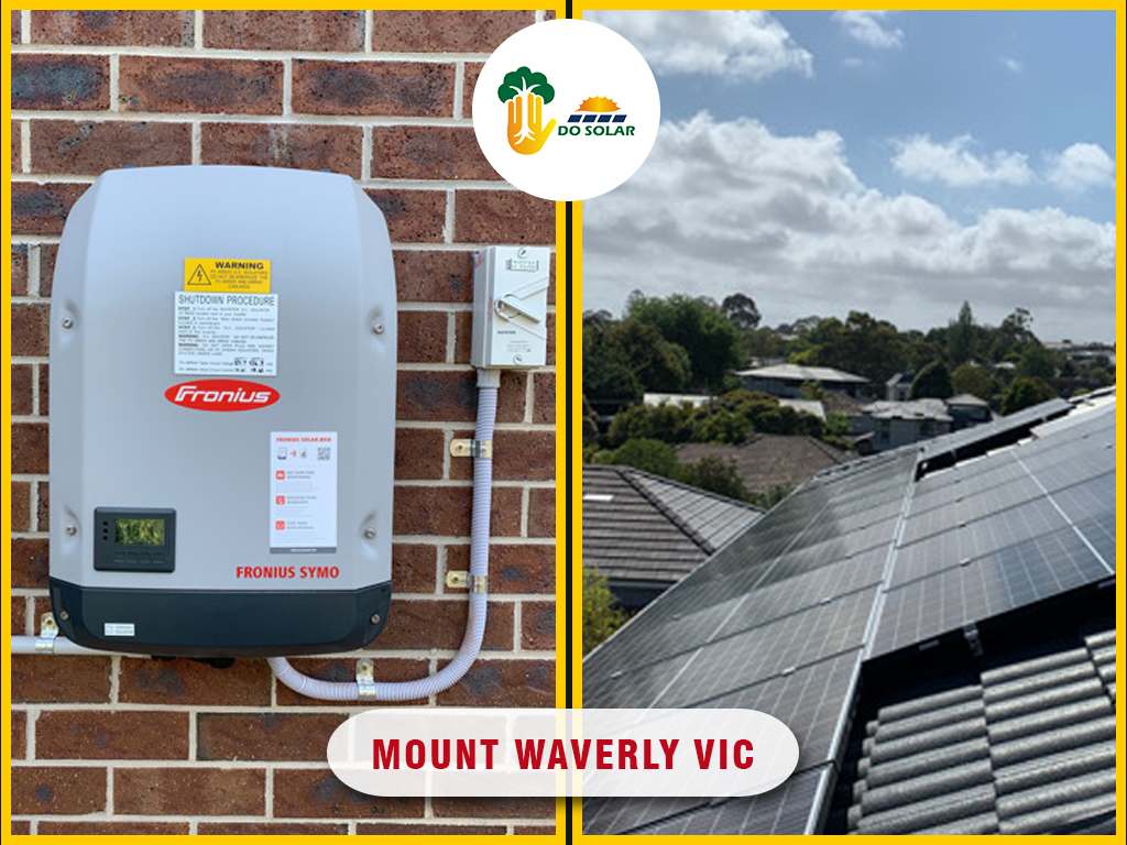 Do Solar Installation Work in Mount Waverley VIC